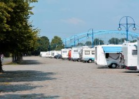 Temporary Park Camps