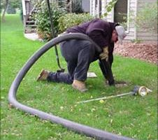 Sewage System Maintenance