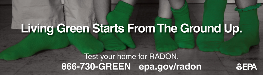 January is Radon Awareness Month