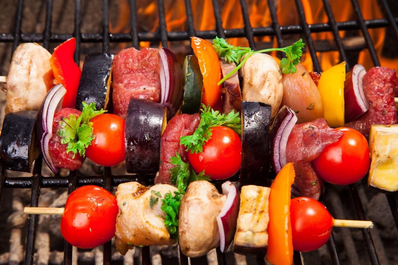 Food Safe Recipes for Summer