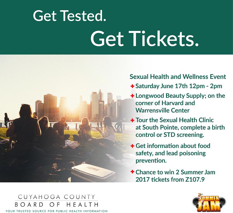 Sexual Health & Wellness Event