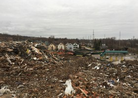 ARCO Recycling Site – 1705 Noble Road