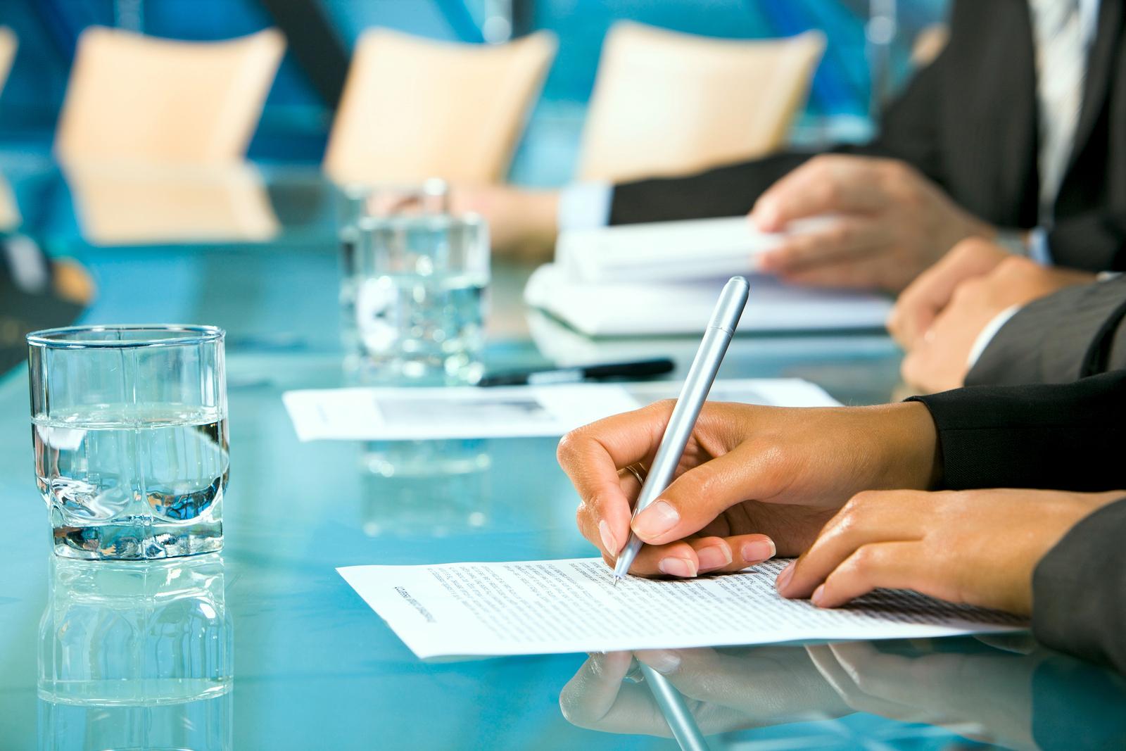 Change in Board Meeting Dates