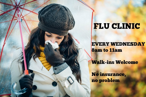 Walk-in Flu Clinic