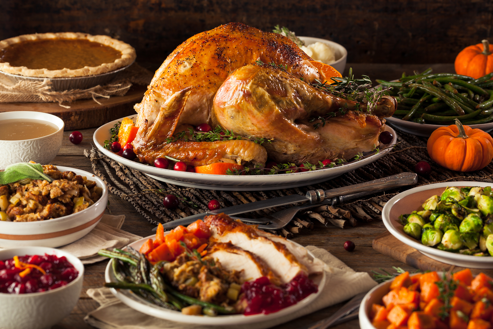 The Story Behind Your Holiday Dinner