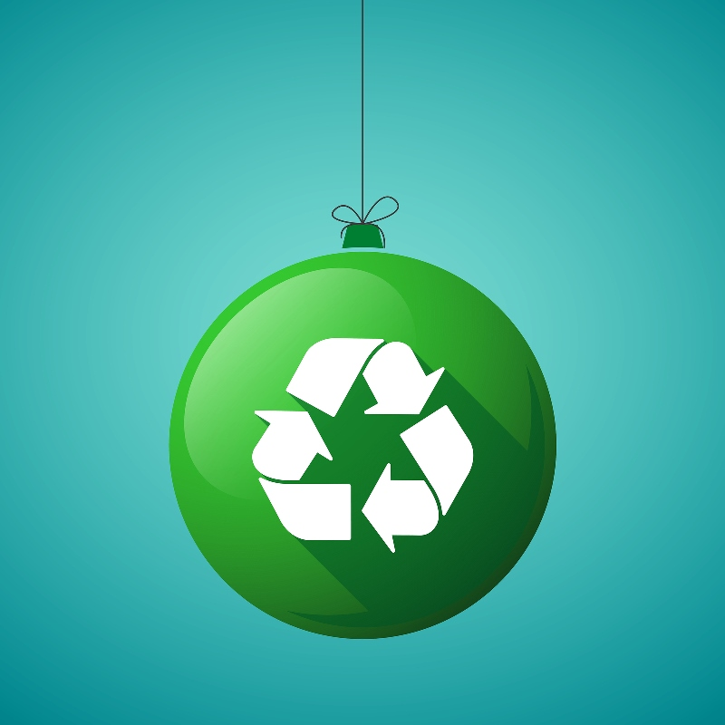 Recycle for the Holidays
