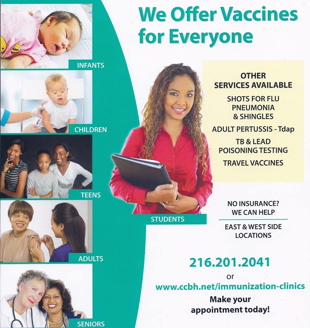 Call Our Immunization Clinic