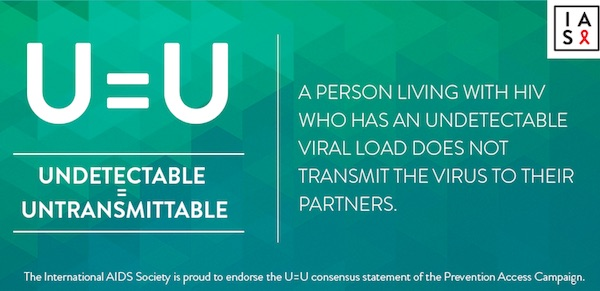 Learn About the U=U Campaign
