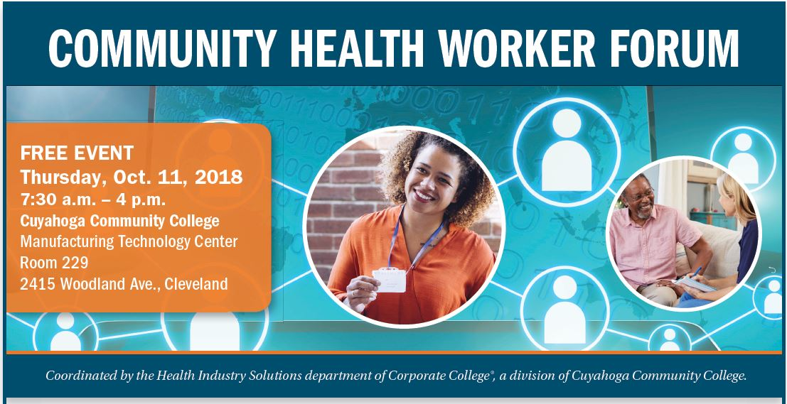 Community Health Worker Forum