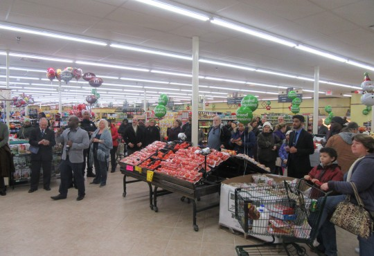 Cuyahoga County Supermarket Assessment