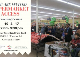 Supermarket Access In Cuyahoga County